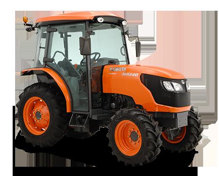 8.Kubota Tractors M M8540DHC 450 Kubota M6040/M7040/M8540/M9540 Series Diesel Tractors - 60 - 95 HP Kubota M7040