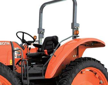 Comfort6 Kubota M6040/M7040/M8540/M9540 Series Diesel Tractors - 60 - 95 HP Kubota M7040