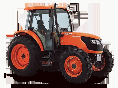 Kubota Tractors M M9540DHC 450 Kubota M6040/M7040/M8540/M9540 Series Diesel Tractors - 60 - 95 HP Kubota M7040