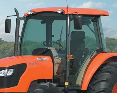 comfort8 Kubota M6040/M7040/M8540/M9540 Series Diesel Tractors - 60 - 95 HP Kubota M7040
