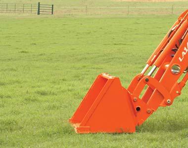 frontendloader3 Kubota M6040/M7040/M8540/M9540 Series Diesel Tractors - 60 - 95 HP Kubota M7040