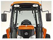 grandl40 ampleheadclearance 1 Kubota L3540 L4240 L5740 Grand L Series Tractors kubota grand l series