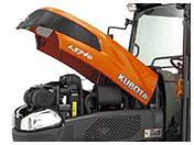 grandl40 fullopenhood 1 Kubota L3540 L4240 L5740 Grand L Series Tractors kubota grand l series