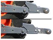 grandl40 telescopiclowerendlinks 1 Kubota L3540 L4240 L5740 Grand L Series Tractors kubota grand l series