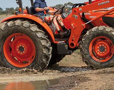 performance4 Kubota M6040/M7040/M8540/M9540 Series Diesel Tractors - 60 - 95 HP Kubota M7040