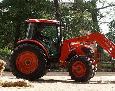 performance5 Kubota M6040/M7040/M8540/M9540 Series Diesel Tractors - 60 - 95 HP Kubota M7040
