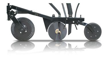 06 Series Opener 1 1 Great Plains 1006NT/1206NT NO TILL Mechanical Seeder