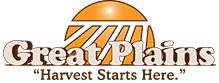 great plains brand logo grid headedr