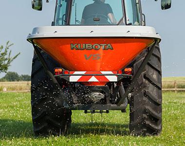 Durability Kubota VS600-VS750 SERIES Spreader
