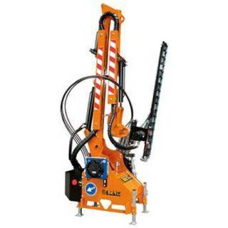 FB X   Berti Hydraulic hedge mowers