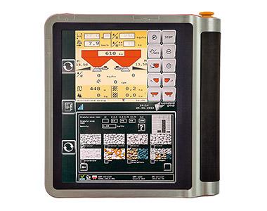 Isobus Control Kubota DSX-W ISO SERIES Extra Large Spreader