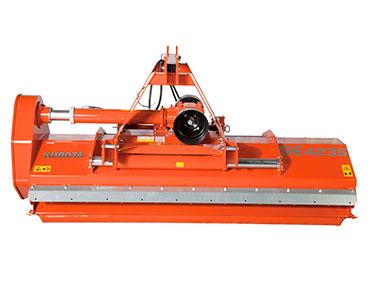 Rear Roller Kubota SE4000 SERIES Mulcher Cultivator