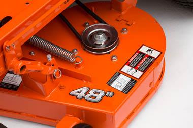 Z421 48 Mower Deck Kubota Z400 Series Mowers Z411KW-48-AUZ421KW-54-AU kubota z421kw-54