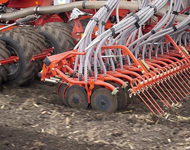 sc series ft fertiliser placement Kubota SC SERIES Combination Seeders