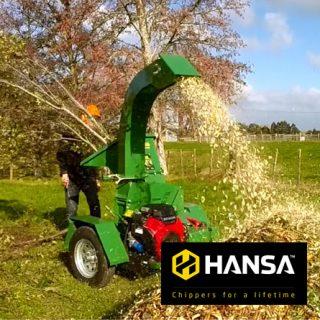 hansa acreage chippers