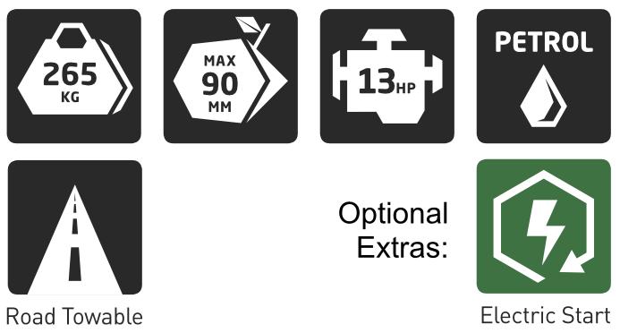 C13 features