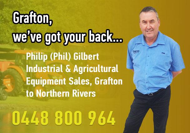 phil gilbert grafton sales ongmac