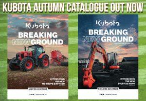 Kubota Catalogue 2021