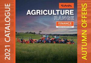 kubota agriculture range offers