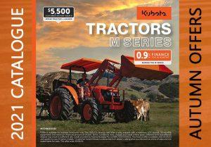 Kubota M Series Tractors For Sale