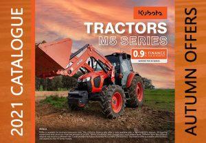 Kubota M5 Series Tractors