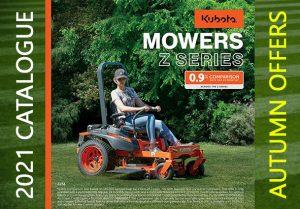 kubota z series mowers for sale