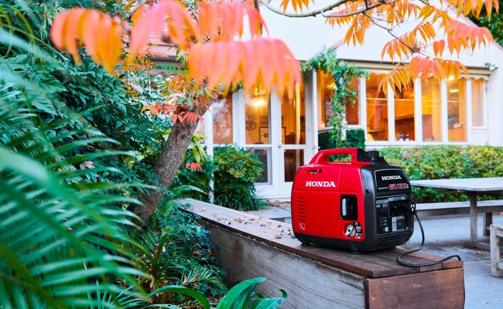 Honda-EU22i-Generator power for home
