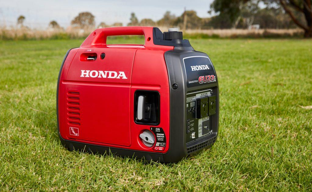 Honda-EU22i-Generator power for play