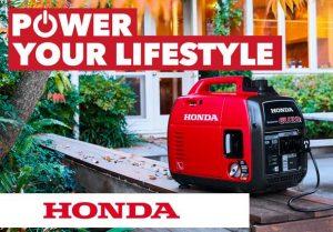 Honda EU22i Generator fim