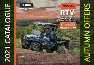 Kubota RTV-XG850 Sidekick for sale