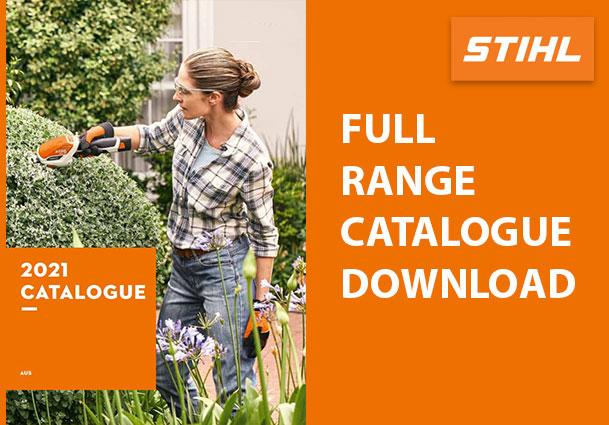 2021 STIHL Full Range Catalogue