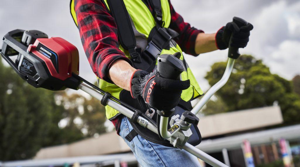 Honda Brushcutter Safety