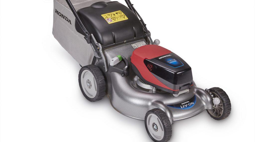 Honda HRG466 Battery Mower striking design