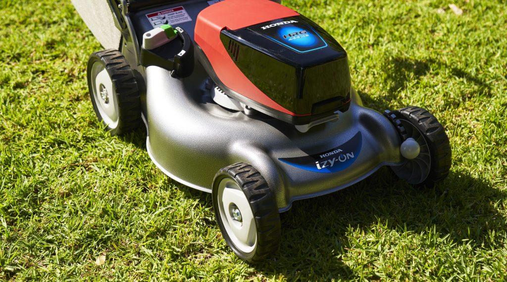 Honda HRG466 Battery Mower powerful motor