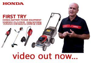 honda battery equipment