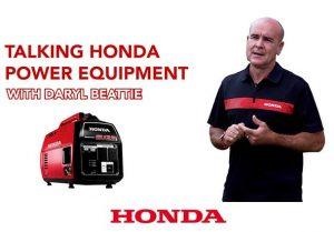 honda power equipment with darryl beattie