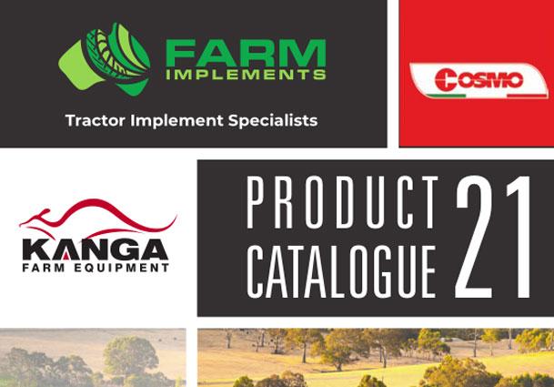 Farm Equipment 2021 Catalogue August