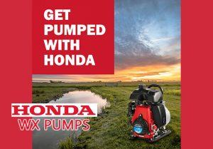 honda wx pumps