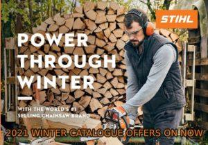 STIHL Power Through Winter